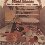 Stevie Wonder Fulfillingness' First Finale Italy vinyl LP