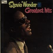 Click here for more info about 'Stevie Wonder - Greatest Hits - 1st VG+'