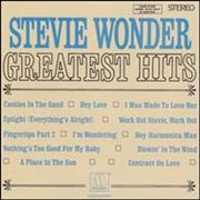 Click here for more info about 'Stevie Wonder - Greatest Hits'