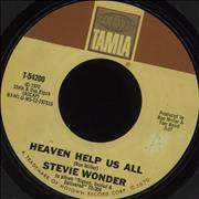 Click here for more info about 'Stevie Wonder - Heaven Help Us All'