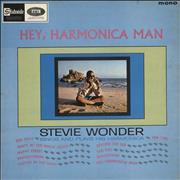 Click here for more info about 'Stevie Wonder - Hey, Harmonica Man'
