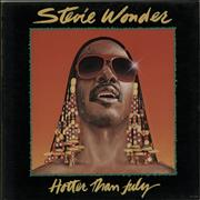 Click here for more info about 'Stevie Wonder - Hotter Than July - EX'