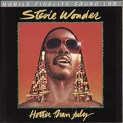 Click here for more info about 'Stevie Wonder - Hotter Than July - Numbered Sleeve'