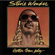 Click here for more info about 'Stevie Wonder - Hotter Than July'