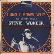 Click here for more info about 'Stevie Wonder - I Don't Know Why - wol'