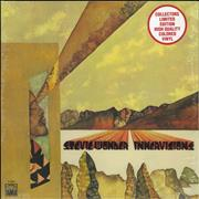 Click here for more info about 'Stevie Wonder - Innervisions - Red Vinyl'
