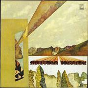 Stevie Wonder Innervisions Italy vinyl LP