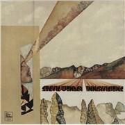 Stevie Wonder Innervisions UK vinyl LP