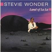 Click here for more info about 'Stevie Wonder - Land Of La La'