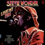 Click here for more info about 'Stevie Wonder - Light My Fire'