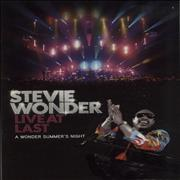 Click here for more info about 'Stevie Wonder - Live At Last'