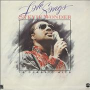 Click here for more info about 'Stevie Wonder - Love Songs'