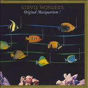 Click here for more info about 'Stevie Wonder - Original Musiquarium I - 180g'