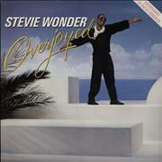 Click here for more info about 'Stevie Wonder - Overjoyed'