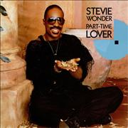 Click here for more info about 'Stevie Wonder - Part-Time Lover'