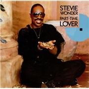 """Stevie Wonder Part-Time Lover USA 12"""" vinyl"""