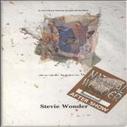Click here for more info about 'Stevie Wonder - RNIB Concerts 5/95 Natural Wonder - Autographed'