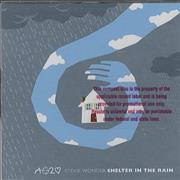 Click here for more info about 'Stevie Wonder - Shelter In The Rain'