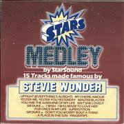 Click here for more info about 'Stevie Wonder - Stars On Stevie'