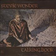 Click here for more info about 'Stevie Wonder - Talking Book - 1st'