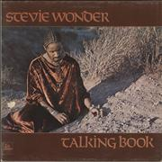 Click here for more info about 'Stevie Wonder - Talking Book - 2nd'