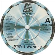 Click here for more info about 'Stevie Wonder - That Girl'