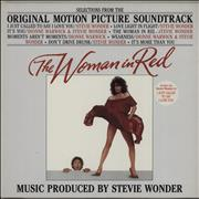 Click here for more info about 'Stevie Wonder - The Woman In Red'