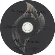 Click here for more info about 'Stevie Wonder - To Feel The Fire'