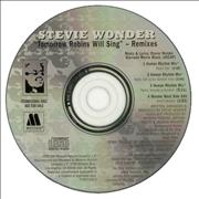 Click here for more info about 'Stevie Wonder - Tomorrow Robins Will Sing - Remixes'