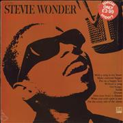 Click here for more info about 'Stevie Wonder - With A Song In My Heart'