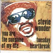 Click here for more info about 'Stevie Wonder - You Are The Sunshine Of My Life + Sleeve'
