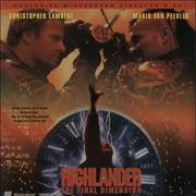 Click here for more info about 'Stewart Copeland - Highlander - The Final Dimension / Sealed'