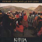 Click here for more info about 'Stewart Copeland - Koteja'