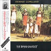 Click here for more info about 'Stewart Copeland - The Rhythmatist'