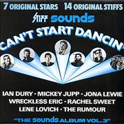 Click here for more info about 'Stiff Records - Can't Start Dancin''