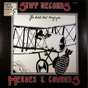 Click here for more info about 'Stiff Records - Heroes & Cowards - 2nd Version'