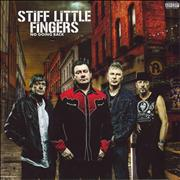 Click here for more info about 'Stiff Little Fingers - No Going Back - Black Vinyl + Autographed Gatefold Sleeve'