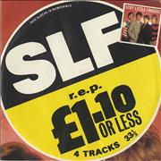 Click here for more info about 'Stiff Little Fingers - £1.10 Or Less'