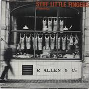 Click here for more info about 'Stiff Little Fingers - Straw Dogs + Sleeve'