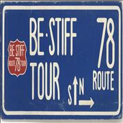 Click here for more info about 'Stiff Records - Be Stiff Route 78 Tour Map'