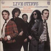 Click here for more info about 'Stiff Records - Live Stiffs - EX'