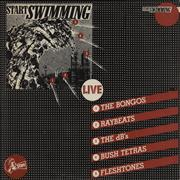 Click here for more info about 'Stiff Records - Start Swimming'