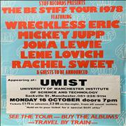 Click here for more info about 'Stiff Records - The Be Stiff Tour 1978'