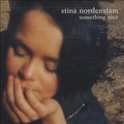 Click here for more info about 'Stina Nordenstam - Something Nice'
