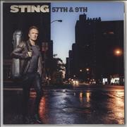 Click here for more info about 'Sting - 57th & 9th - 180gm'