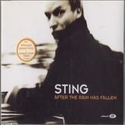 Click here for more info about 'Sting - After The Rain Has Fallen'