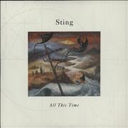 Click here for more info about 'Sting - All This Time'