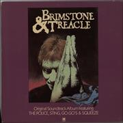Click here for more info about 'Sting - Brimstone & Treacle'