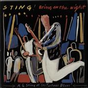 Click here for more info about 'Sting - Bring On The Night'