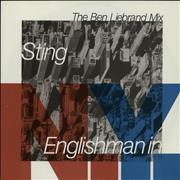 Click here for more info about 'Sting - Englishman In N.Y.'